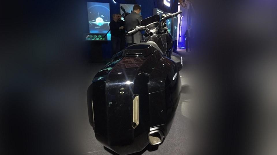 Путину идуховным лидерам России показали тяжелый мотоцикл «Иж»