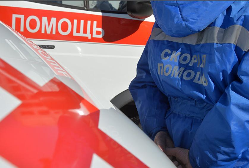 ВКрыму вДТП пострадали десять человек