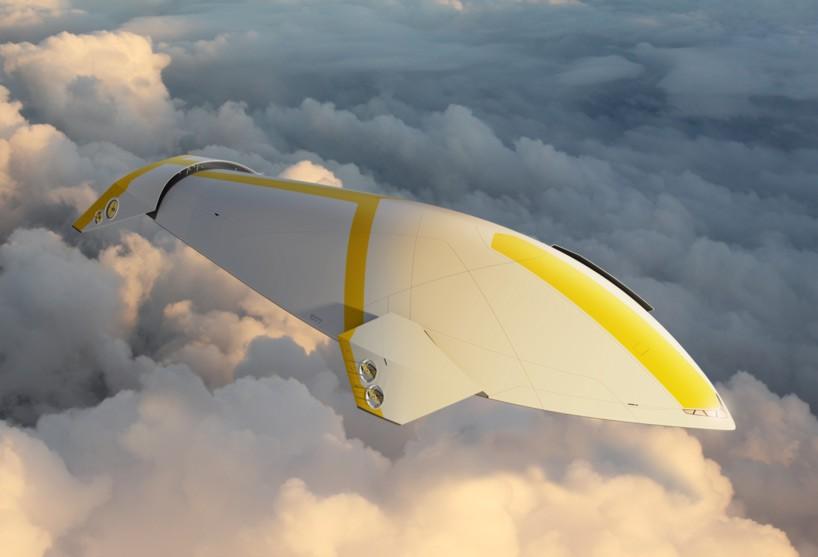 Трое японцев наинновационном дирижабле полетят вкосмос
