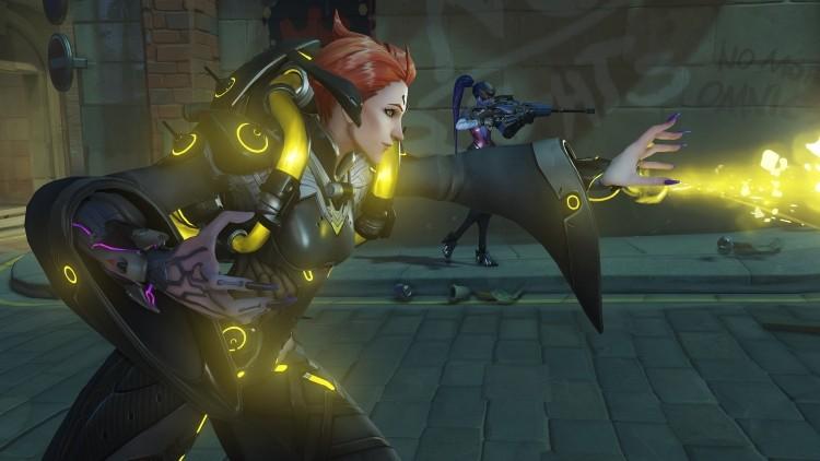 Blizzard анонсировали нового героя для Overwatch иэто Мойра (саппорт)