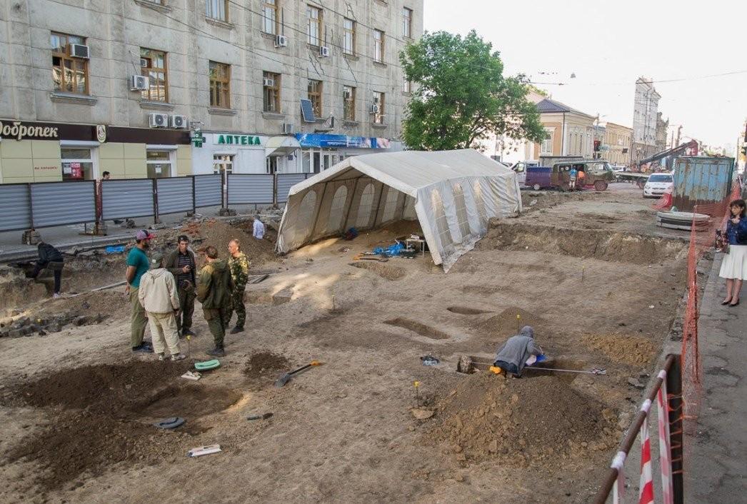ВРостове движение наСтаниславского планируют восстановить клету