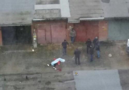 Тело девушки отыскали загаражами вКалининском районе