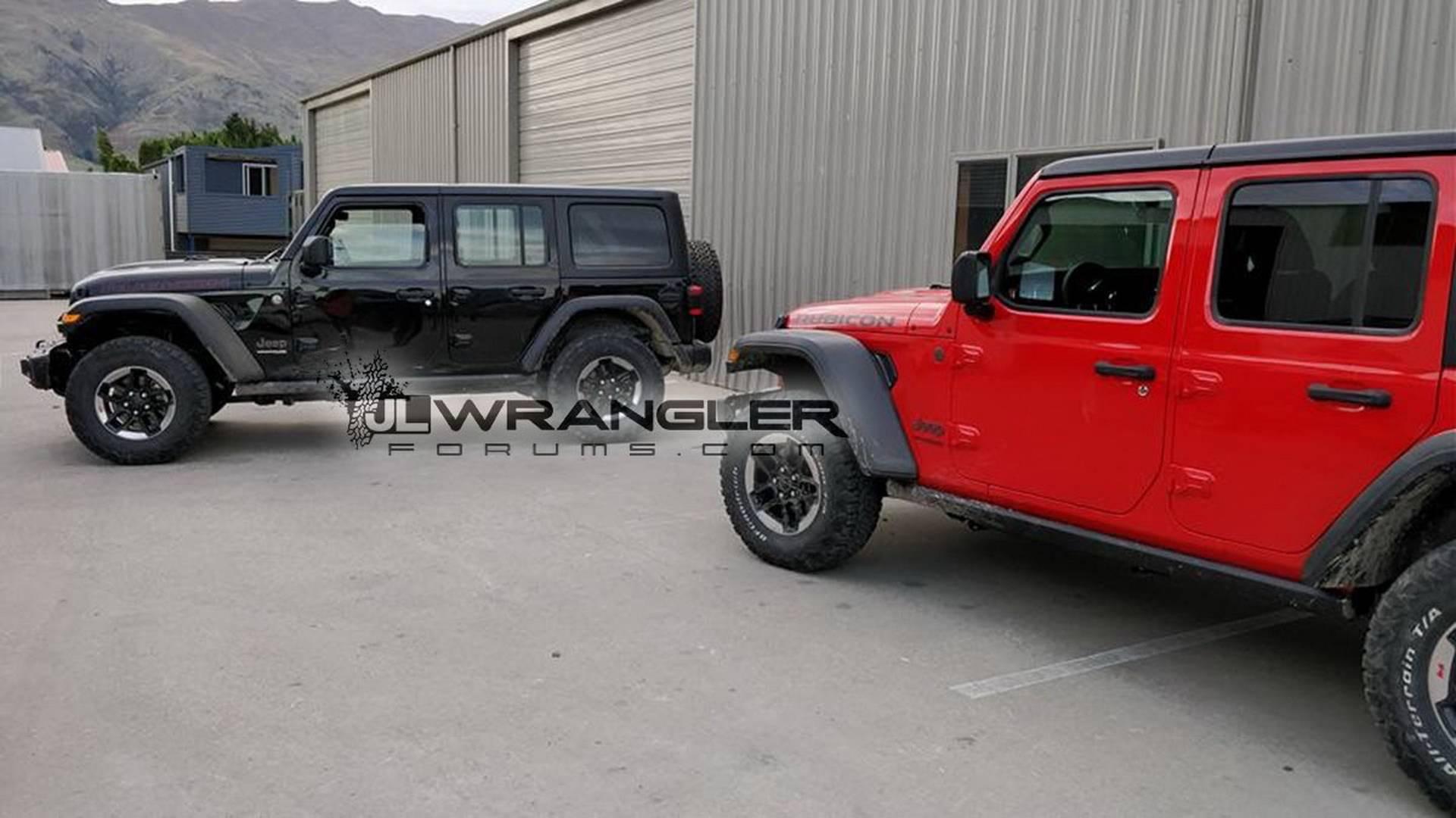 Стоимость минимальной комплектации Jeep Wrangler 2018 составила $30445
