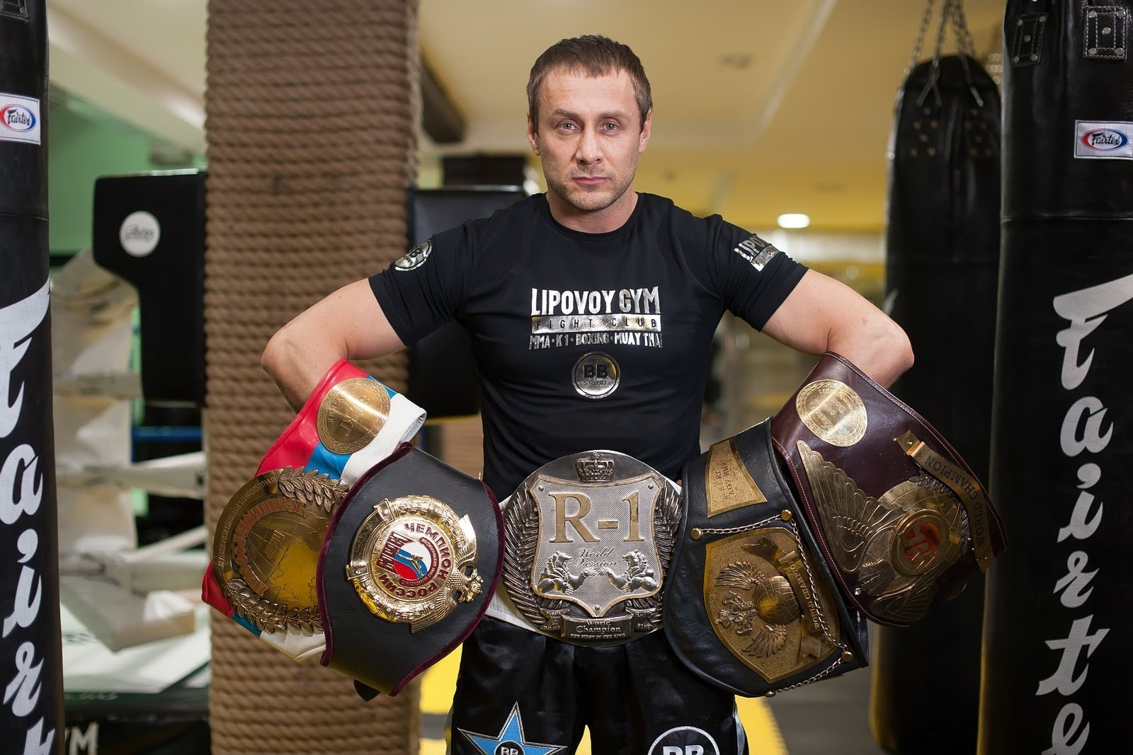 Чемпиону мира покикбоксингу Липовому пробили голову вМоскве
