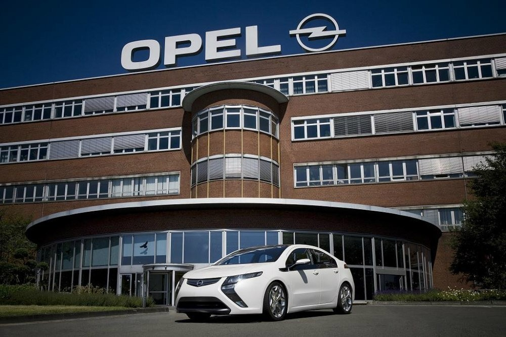 Opel под контролем PSA Group скоро озвучит свою новую стратегию