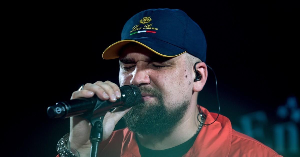 Баста выступит вОренбурге спрезентацией нового альбома