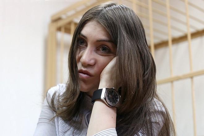 Вцентре Москвы вновь остановили пожизненно лишенную прав Мару Багдасарян