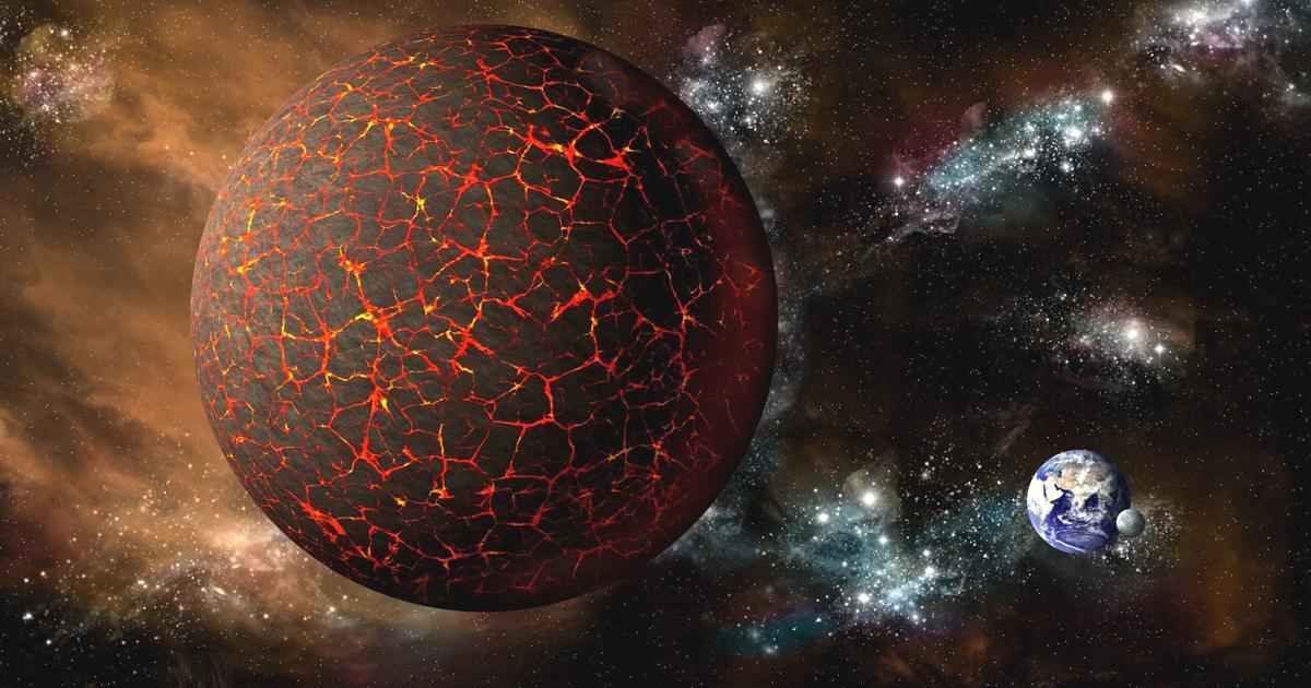 Ученые рассказали, где спастись отпланеты Нибиру
