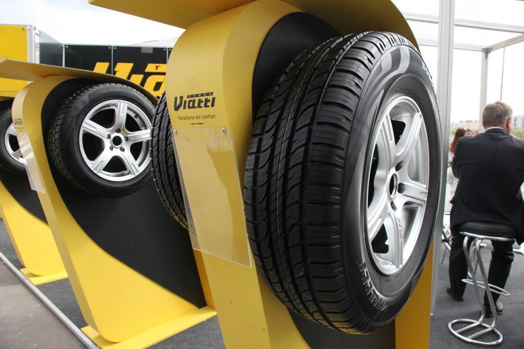 Автомобильные покрышки отViatti: бренд расширил линейку шин