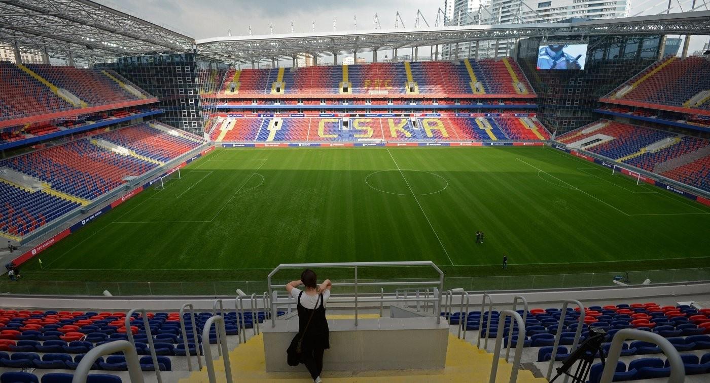 Насегодняшний матч «Химок» иЦСКА проданы все билеты