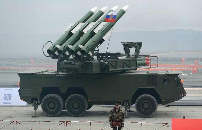 Российская Федерация начала поставлять танки воВьетнам