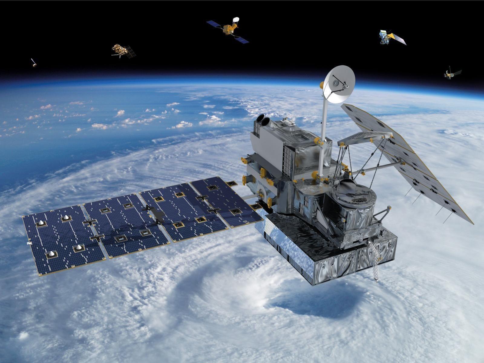 Запуск нового метеорологического спутника отложили вСША из-за неполадок