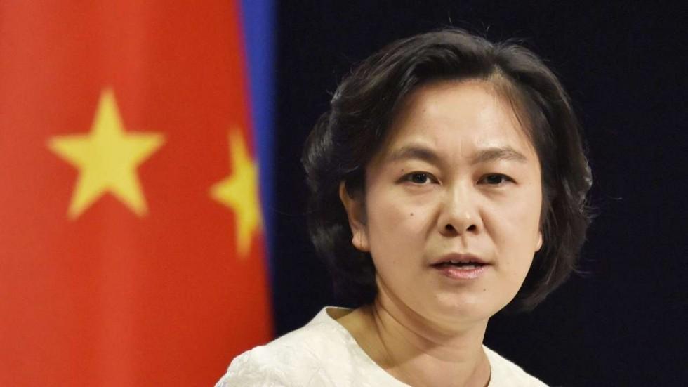 ВМИД Китая поведали о собственных ожиданиях отвизита Трампа