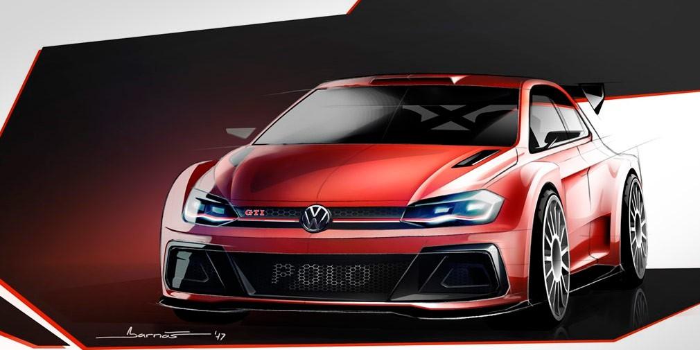 В VW  поведали , когда дебютирует Polo GTI R5 вWRC2
