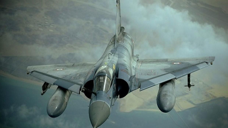 НаТайване разбился истребитель Mirage 2000
