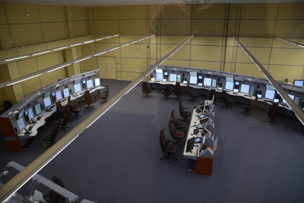 Вработе Московского центра управления полетами произошли сбои