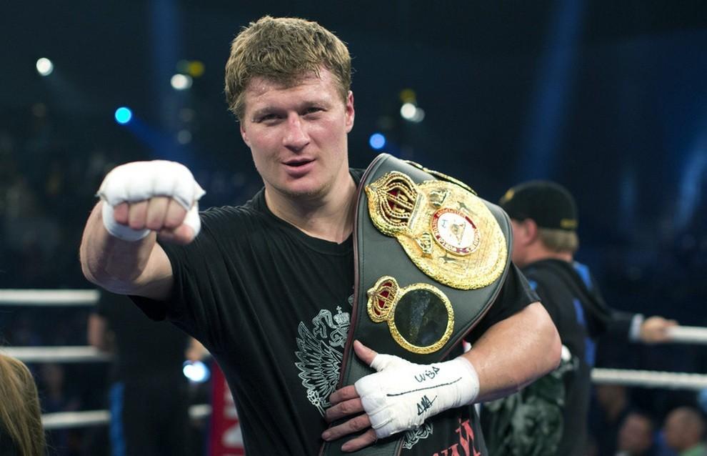 WBC снял с жителя России Поветкина пожизненную дисквалификацию— Рябинский
