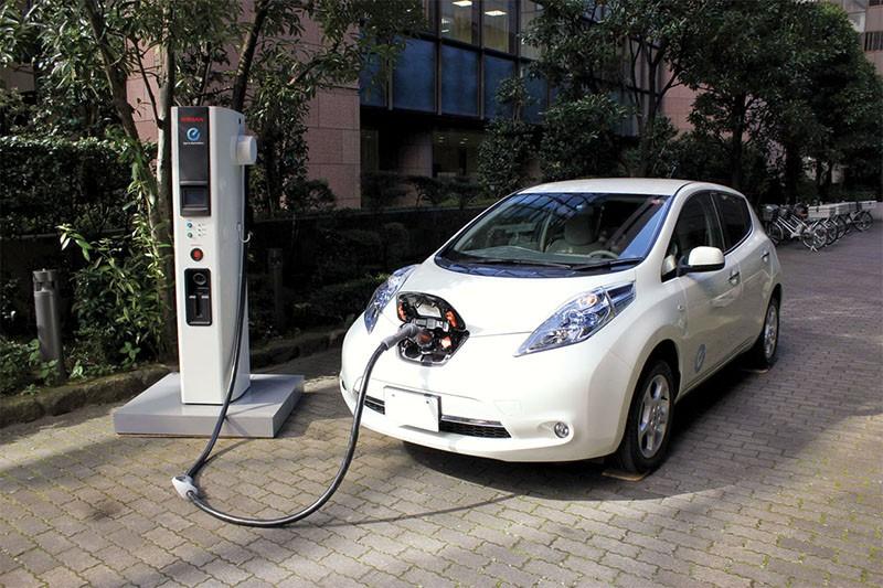 ВСамаре открыли первые вПоволжье зарядные станции для электромобилей