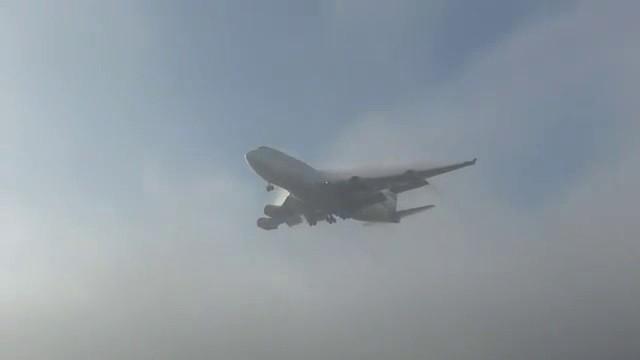 Летевшие в столицуРФ самолеты были отправлены вНижний Новгород из-за сильного тумана