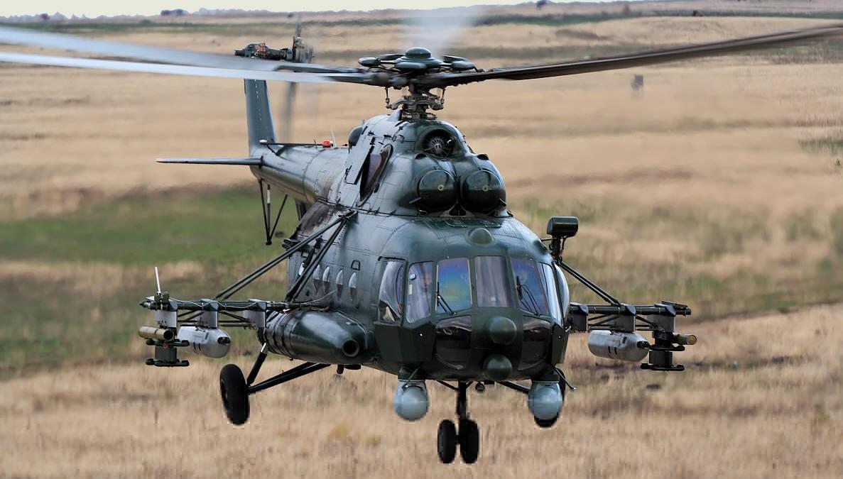 Пропавший вКоми вертолет Ми-8 вышел насвязь