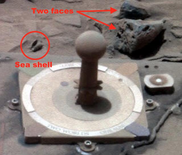 Ученые: найдено сразу три свидетельства адекватной жизни наМарсе