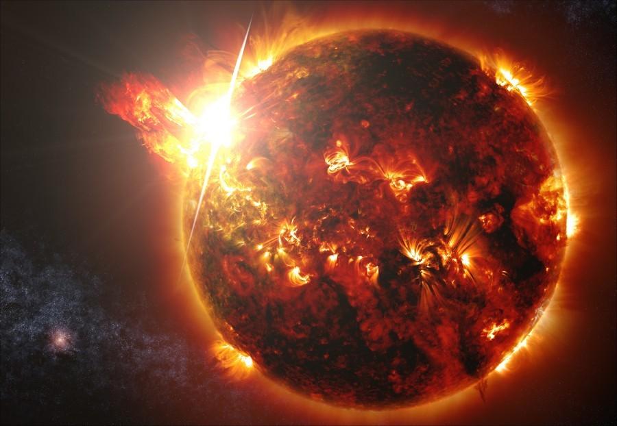 Солнце даст материал для зарождения новых звезд— Ученые