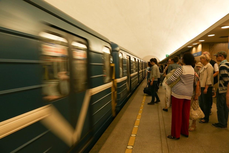 Свидетели проинформировали о запахе гари изадымлении на«Балтийской»