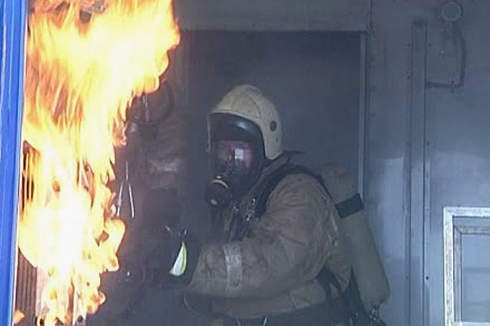 Насевере Финляндии потушили пожар напищевом комбинате