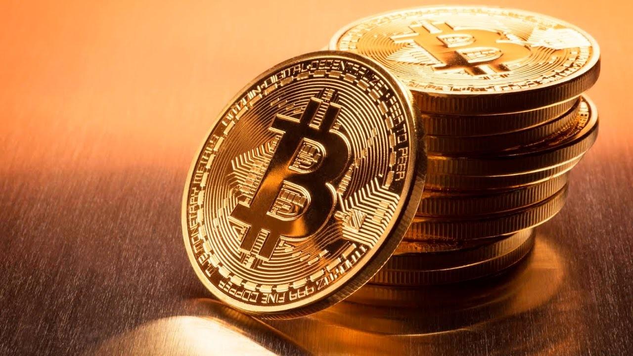 Стоимость биткоина задва дня упала неменее чем на $1 000