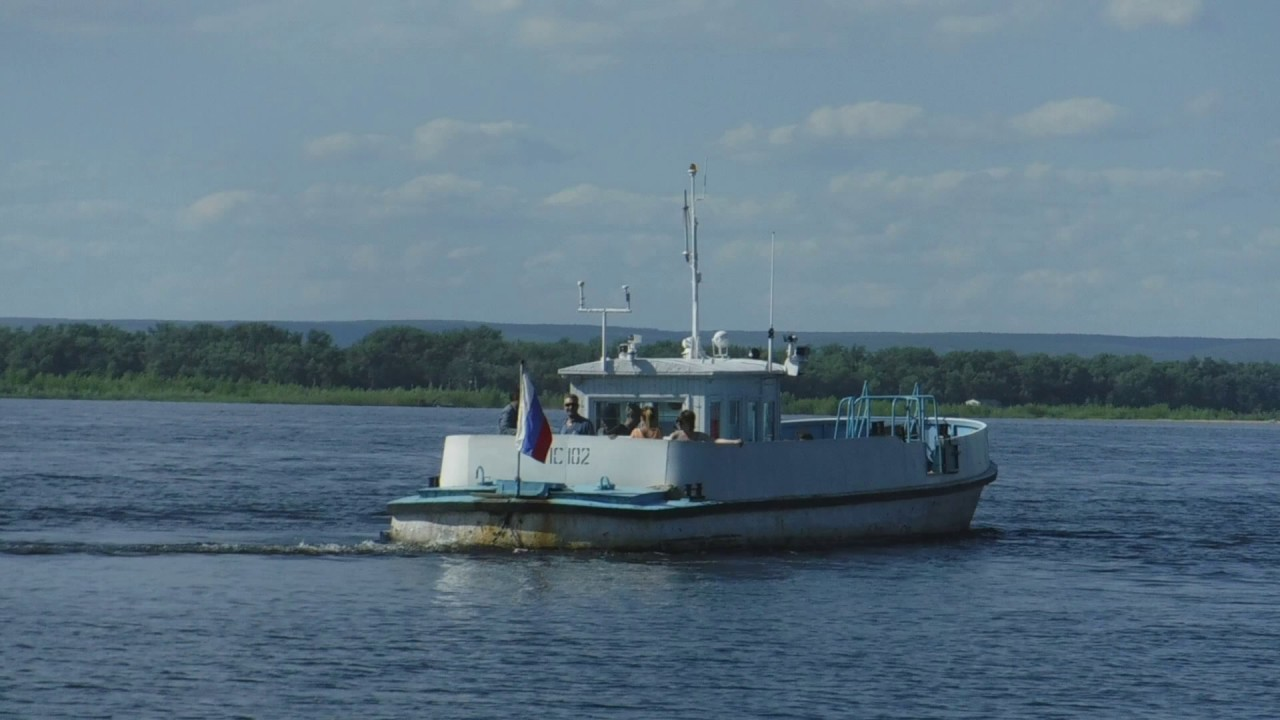 ВСамаре наВолге столкнулись два судна— маломерное ирегистровое
