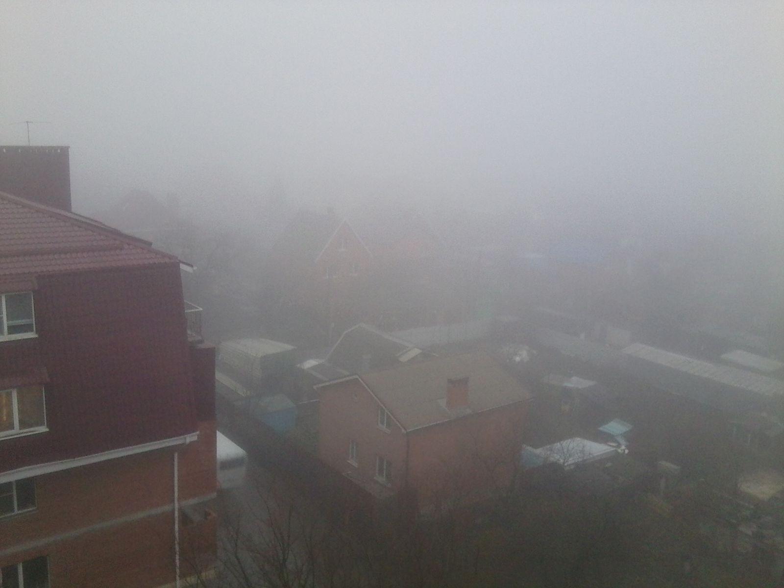 ВРостове-на-Дону из-за тумана задержаны три авиарейса