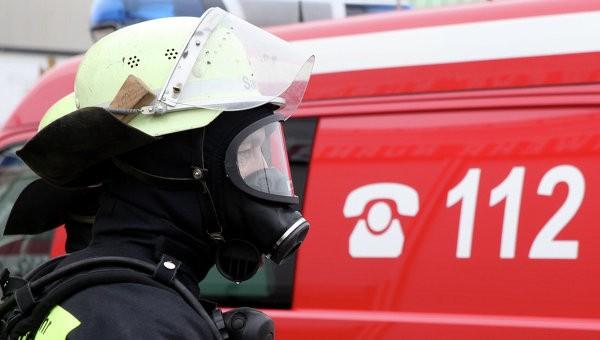Женщина ушла под землю неподалеку от храма Ризоположения в российской столице