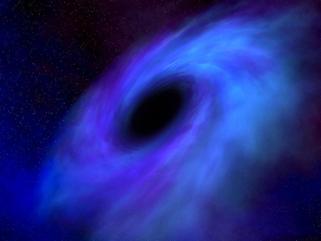 Ученые: Учерной дыры космонавт вытянется в«макаронину»
