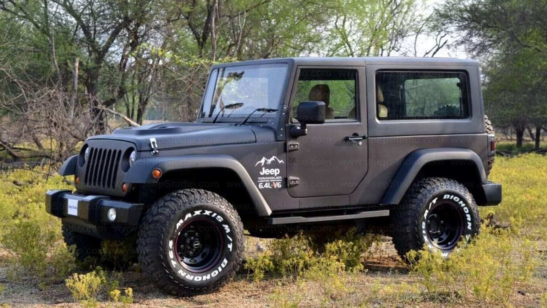 Становление джипа Jeep Wrangler расположили в2-минутное видео