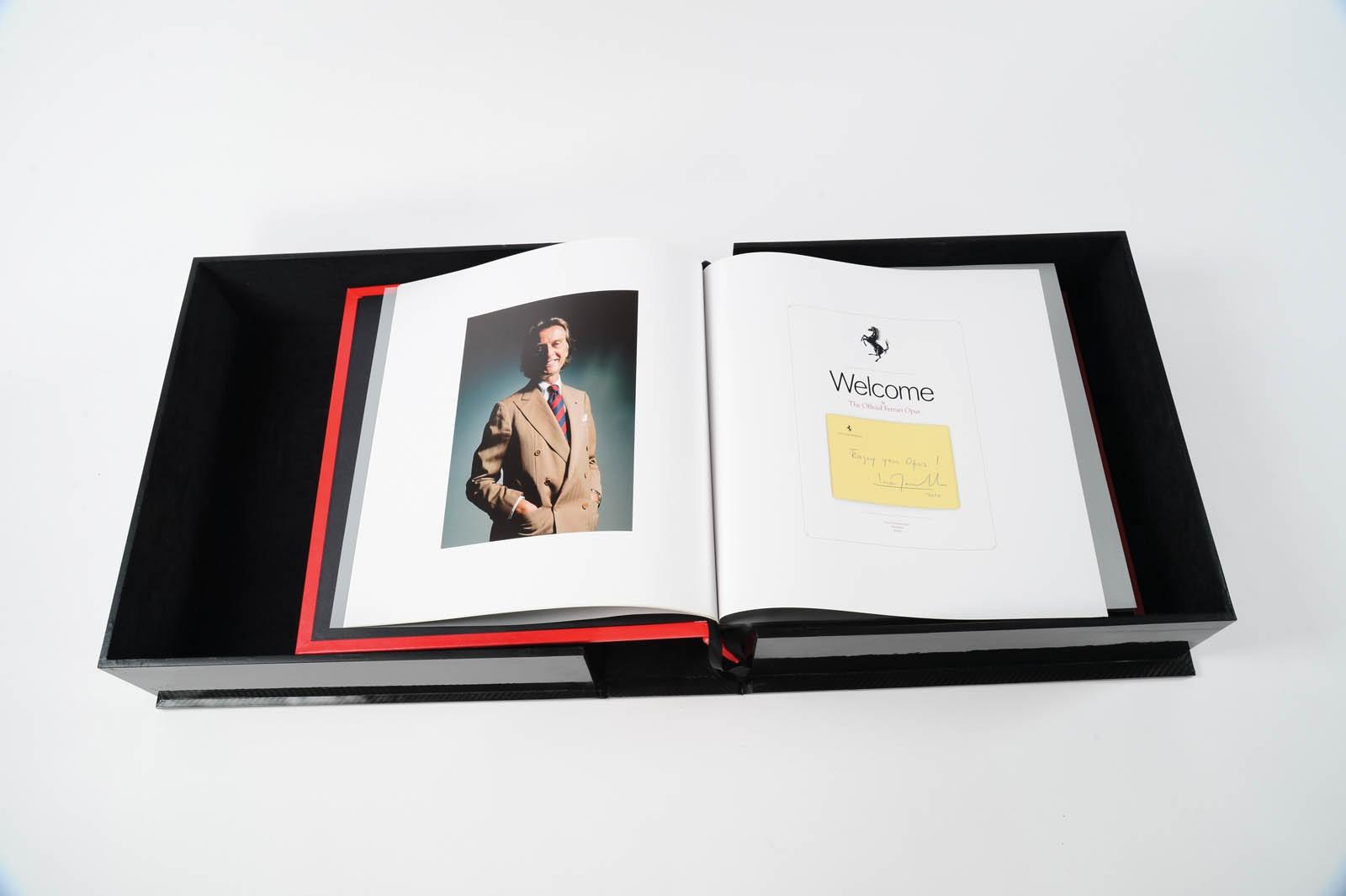 Книгу о компании Ferrari оценили в 150 000 долларов