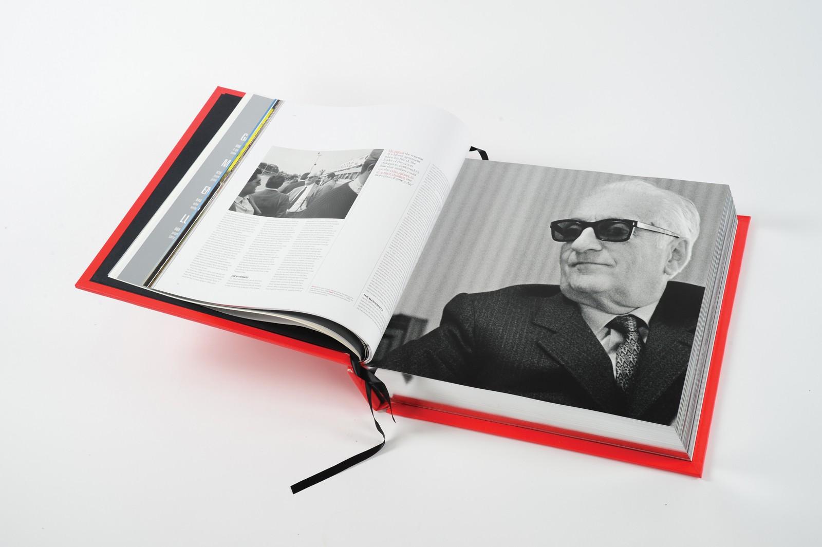 Книгу о Феррари продадут смолотка за $150 тыс.
