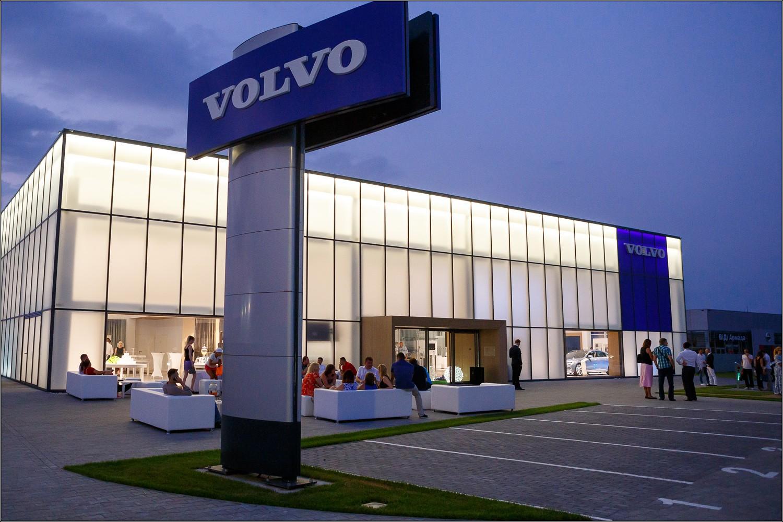 Volvo планирует открыть 11 дилерских исервисных центров в России