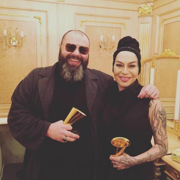 Максим Фадеев продемонстрировал  поклонникам гримерки вКремлевском замке