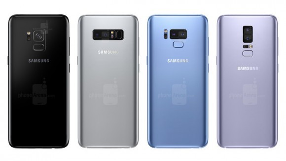 Шпионские фото нового Самсунг Galaxy S9 попали вСеть