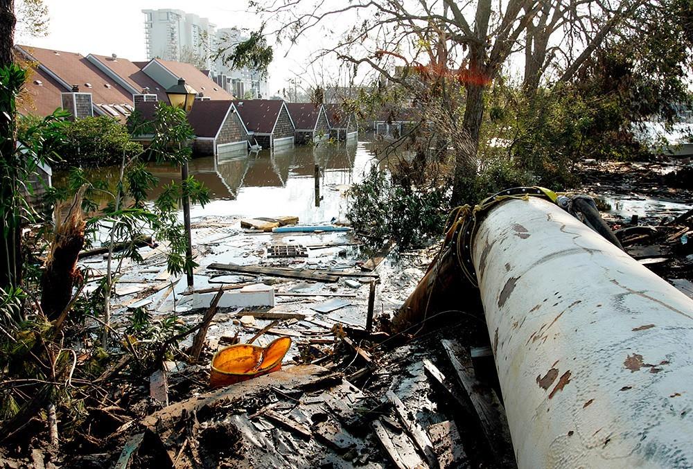 Климатологи предупредили США о«нашествии ураганов» в22 веке