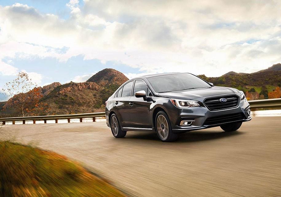 Subaru Legacy вернется на российский авторынок в мае 2018 года