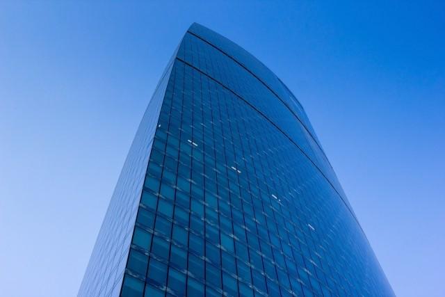 В «Москва-Сити» завершилось строительство комплекса «Федерация»