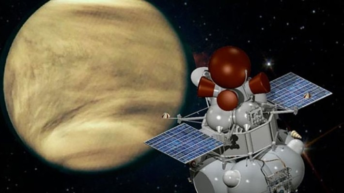 ФАНО вложится впроект исследования Венеры