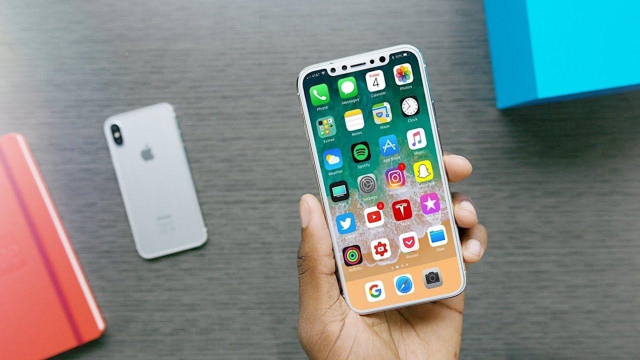 Youtube-блогеры поведали обограничении монетизации обзоров нановые iPhone X