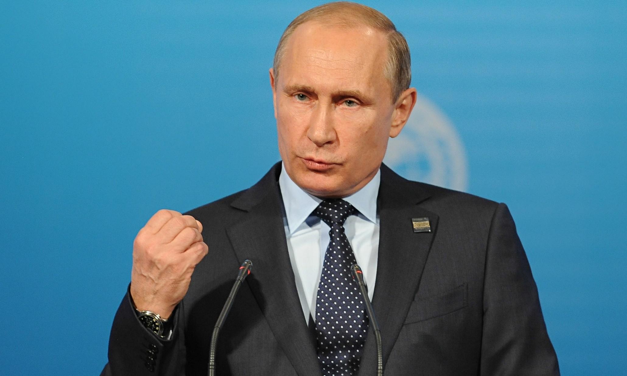РФ хочет идальше активно сотрудничать сВОЗ— Владимир Путин