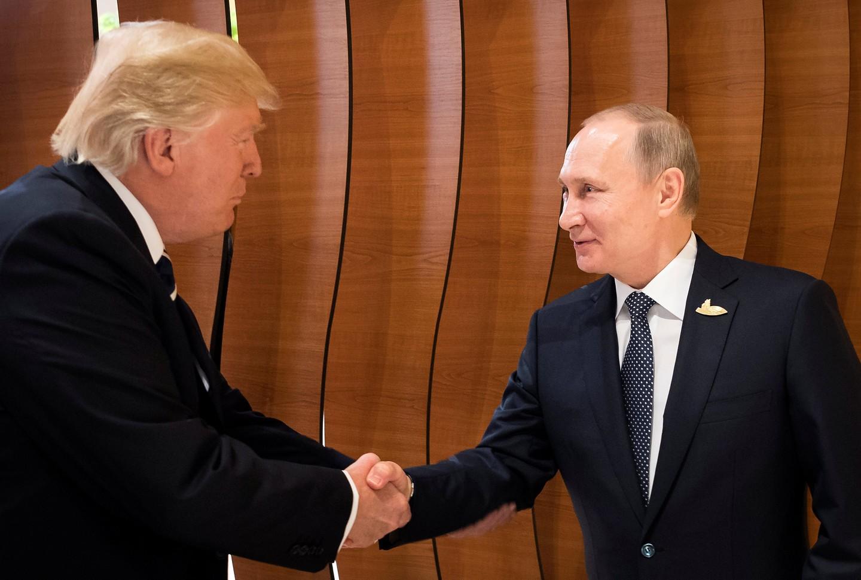 О новоиспеченной встрече В. Путина иТрампа речи неидет— Ушаков