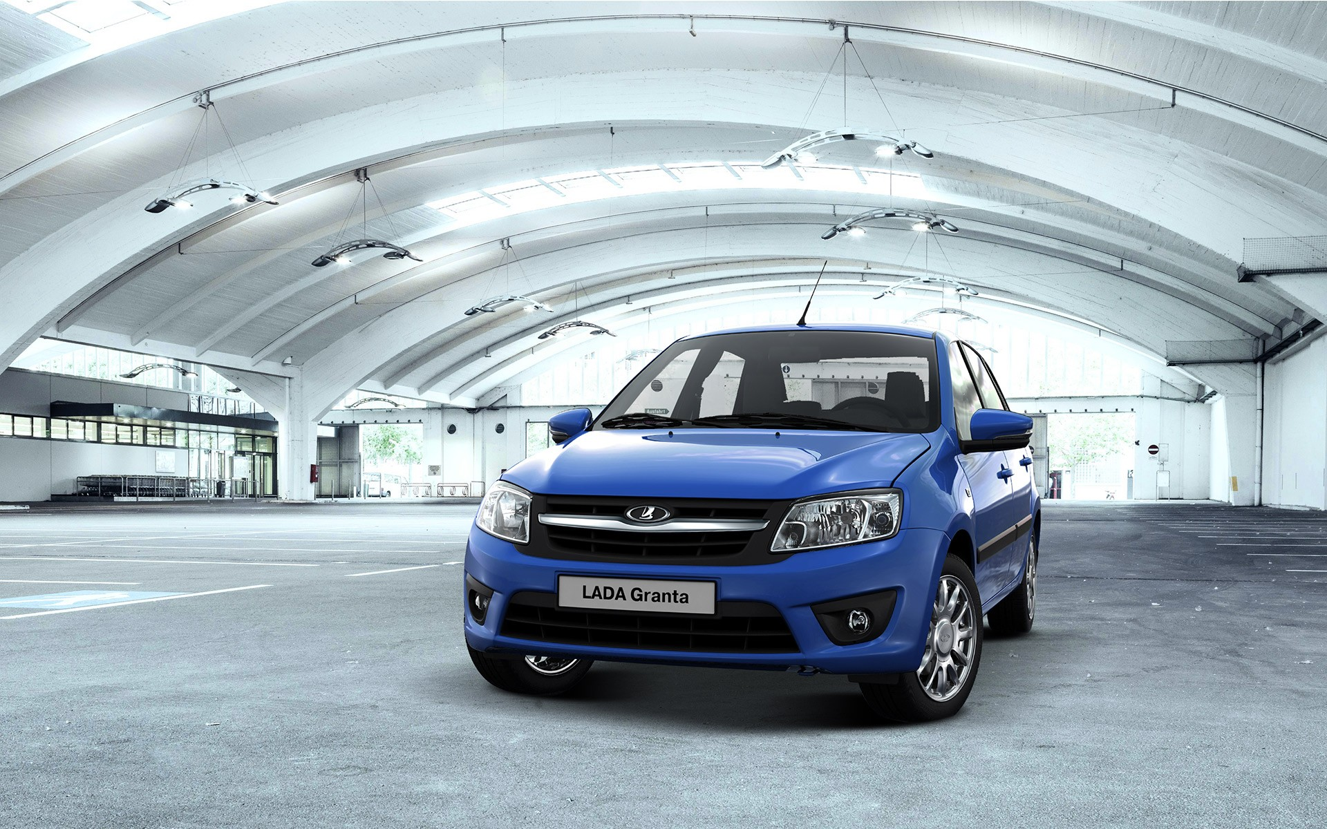 Лада занимает 40% продаж авто сектора B в Российской Федерации