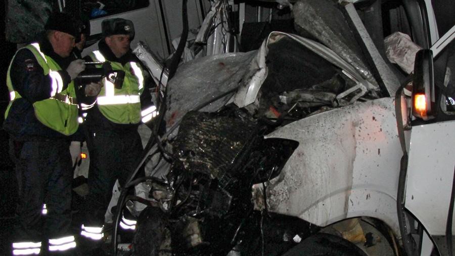 Известны детали оДТП автобусом вкотором погибли 15 человек