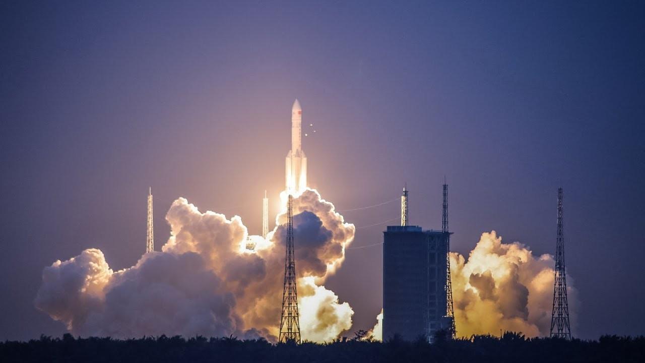В 2040-ом КНР будет добывать астероиды