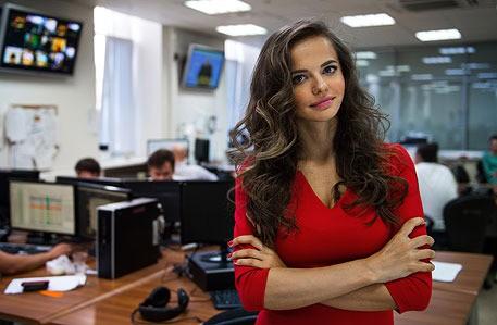 Пресс-секретарём Шойгу стала 26-летняя Россияна Марковская
